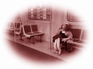subway_woman